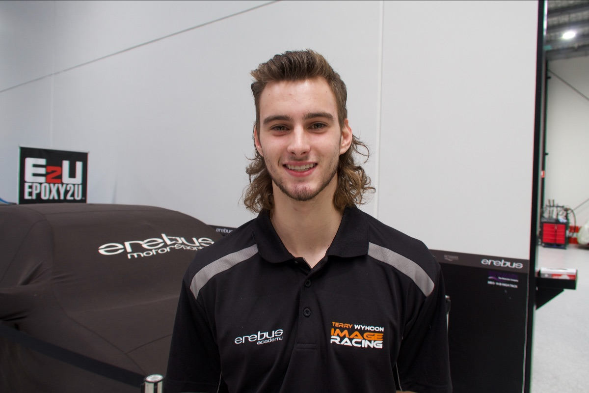 Erebus extends support to Super3 rookie
